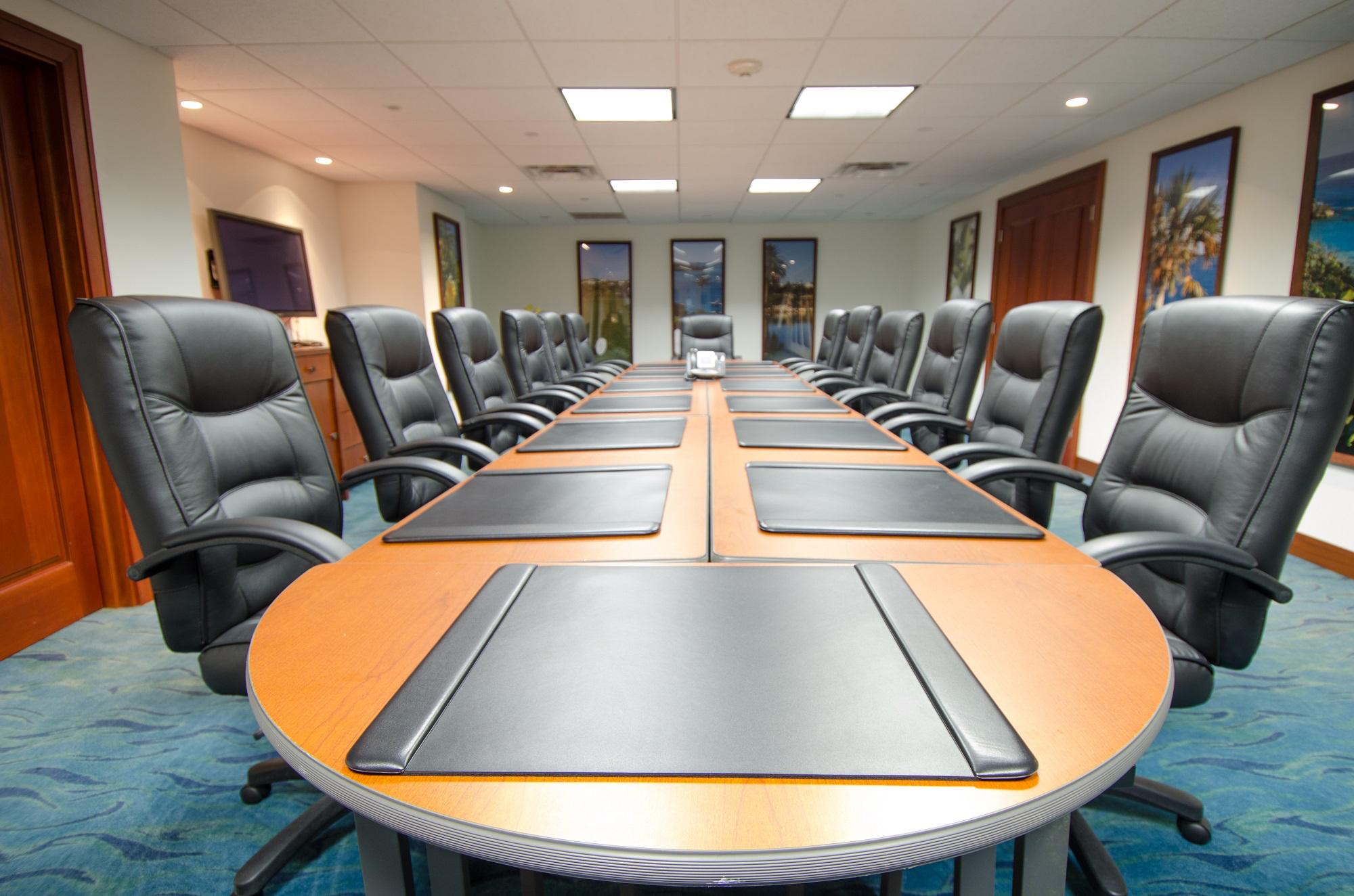 Newstead boardroom